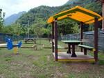 Brozzo di Marcheno, inaugurato il nuovo parco