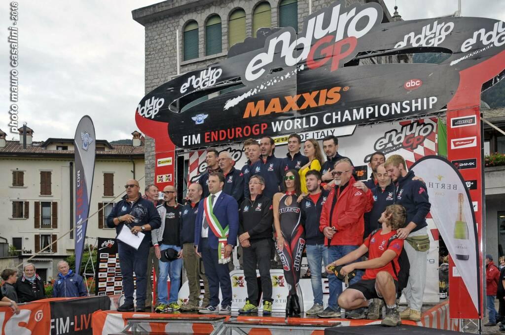 campionato mondiale di enduro
