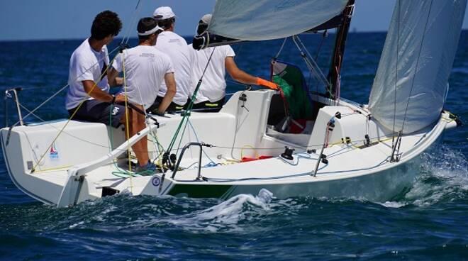 canottieri garda salò vincitrice a Rimini