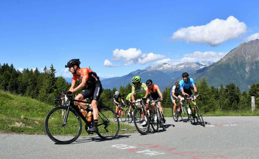 Ciclismo Gran Fondo Gavia Mortirolo