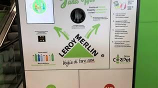 Eco-compattatore Leroy Merlin