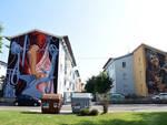 Il maglio Luca Zamoc murale