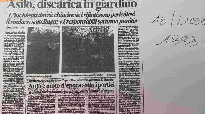 Muscoline Bresciaoggi 1999
