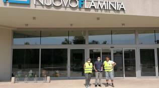 Nuovo Flaminia Green