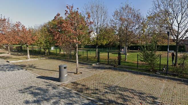 Parco caduti Nassirya via Trivellini