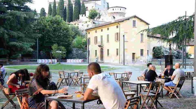 piazzale Locomotiva castello Brescia