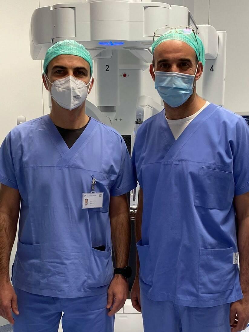 poliambulanza, innovazione chirurgica