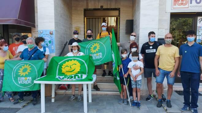 Verdi raccolta rifiuti Sant'Anna