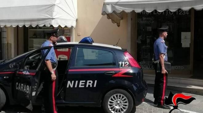 carabinieri quinzano d'oglio