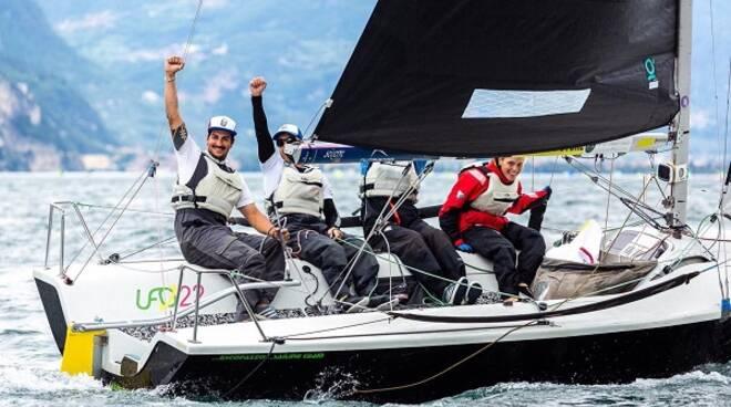 escopazzo vince il campionato italiano Ufo22