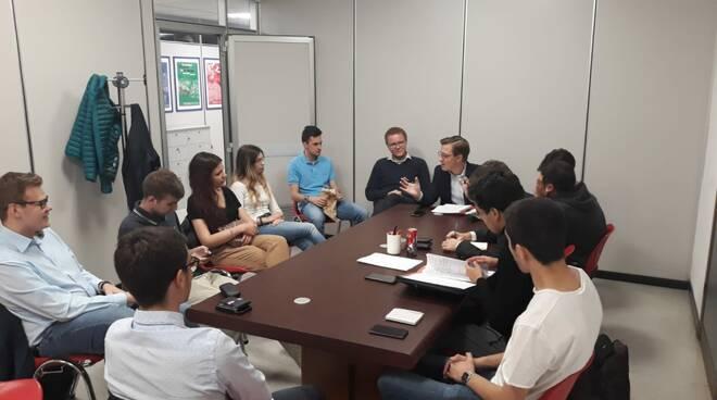 Giovani democratici di Brescia