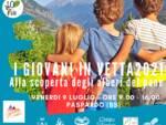 Giovani in Vetta Adamello