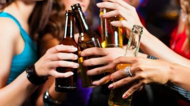 movida alcolici minorenni asporto