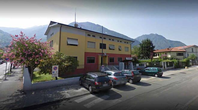 Pisogne stazione Carabinieri