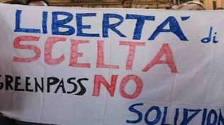 protesta green pass
