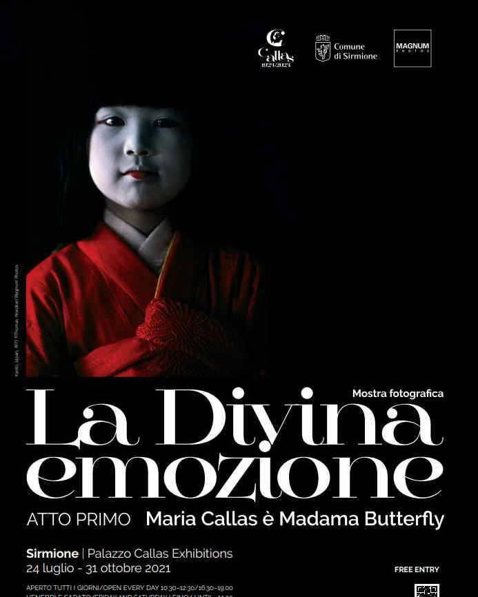 Sirmione Locandina Callas