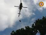 Elicottero Soccorso alpino Polaveno