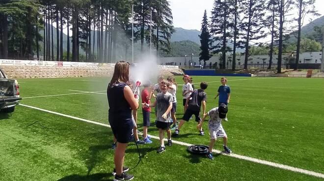 summer camp con i Centurioni