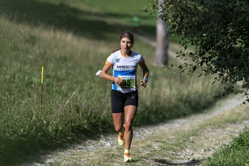 Laura Brenna Adamello Run
