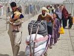 Afghanistan talebani fuga rifugiati