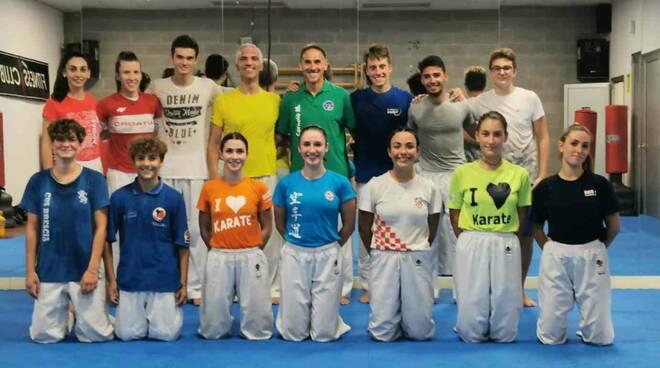 Karate Nakayama Brescia