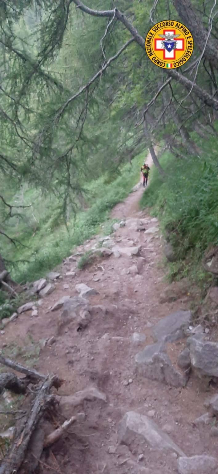 soccorso alpino cnsas Montecampione