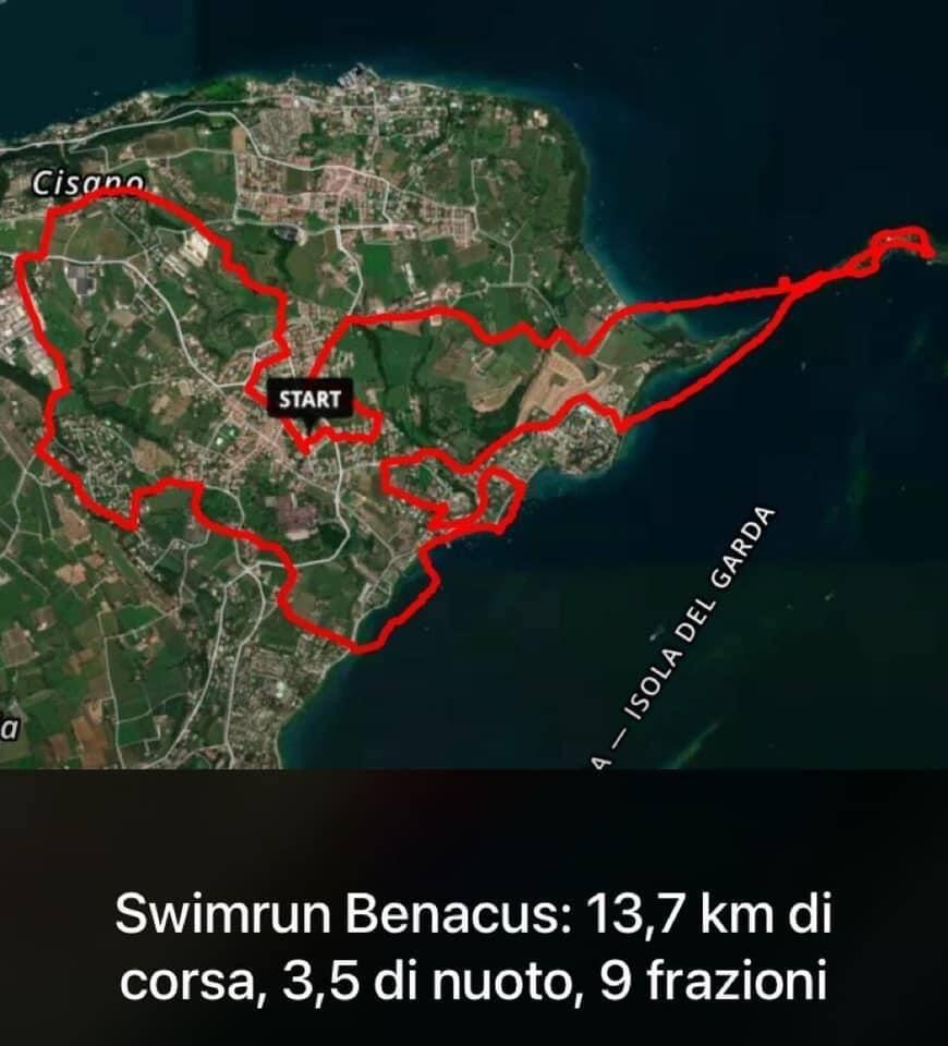 Swimrun Benacus San Felice