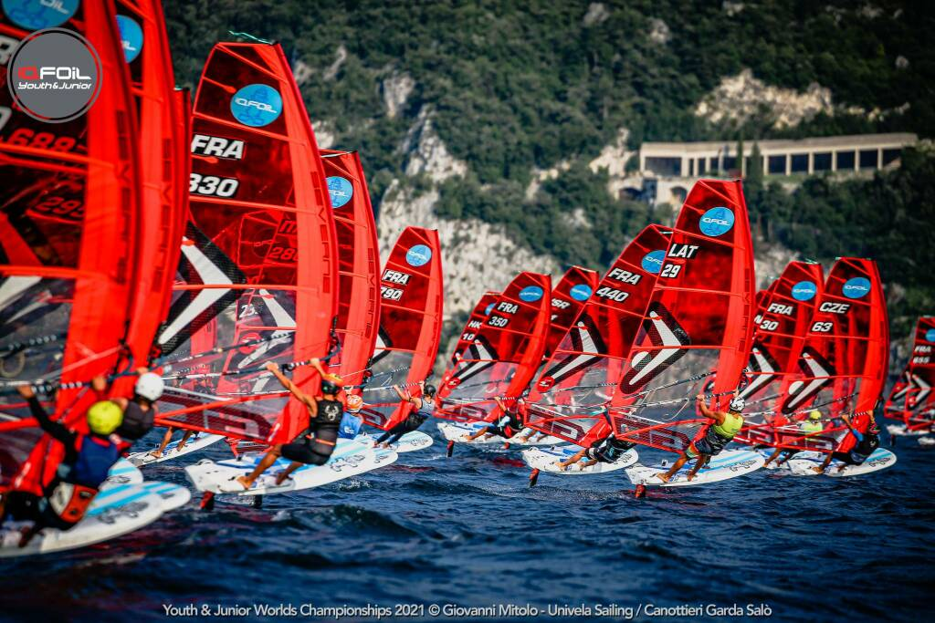 Vela iQFOiL Junior & Youth World Championships