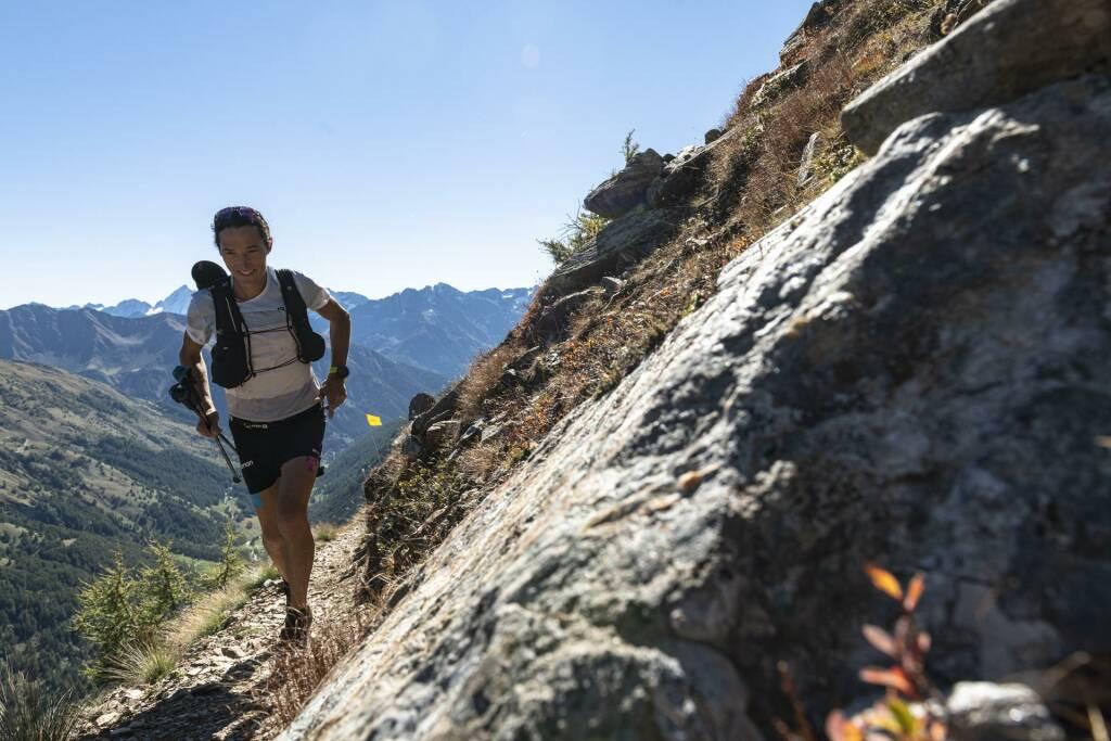 Adamello Ultra Trail Walter Manser  foto Mariotti