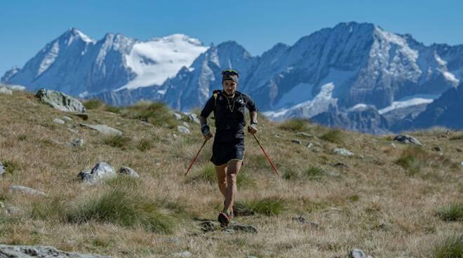 Adamello Ultra Trail Roberto Mastrotto (foto Mauro Mariotti)