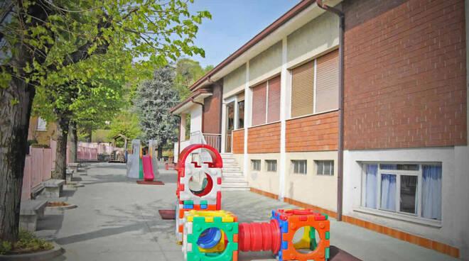 adro asilo scuola materna la vittoria