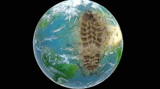 antropocene terra