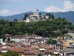 Brescia centro Castello Cidneo