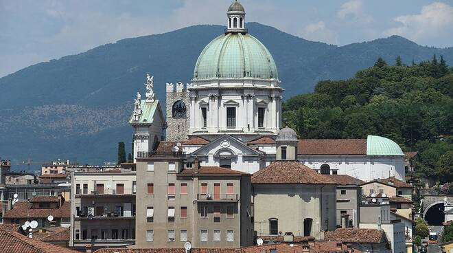Brescia centro Duomo