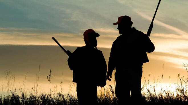 caccia cacciatori