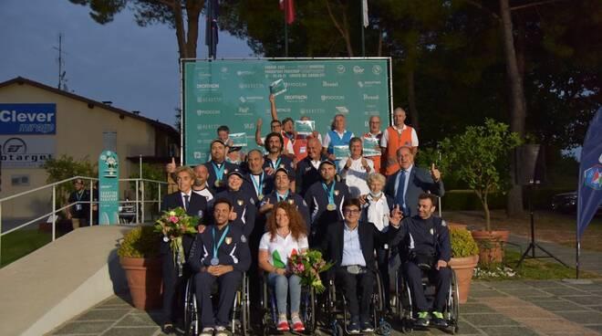 Campionato del mondo Para-Trap