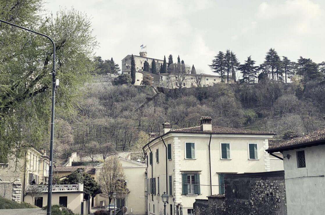 Castello Brescia Progetto Ascensore