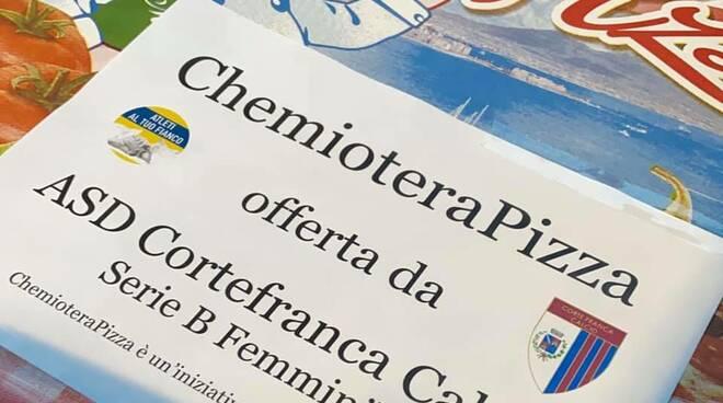 ChemioteraPizza con Atleti al tuo fianco