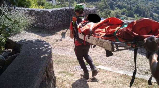 cnsas soccorso alpino