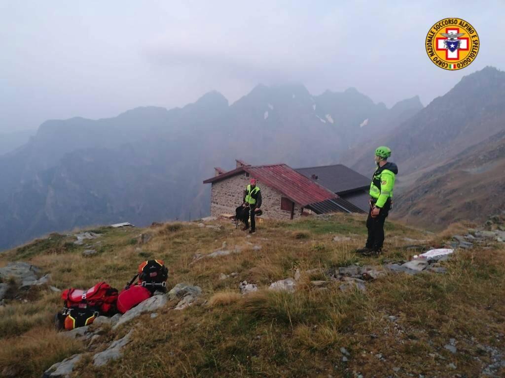 Cnsas Soccorso alpino Valbondione