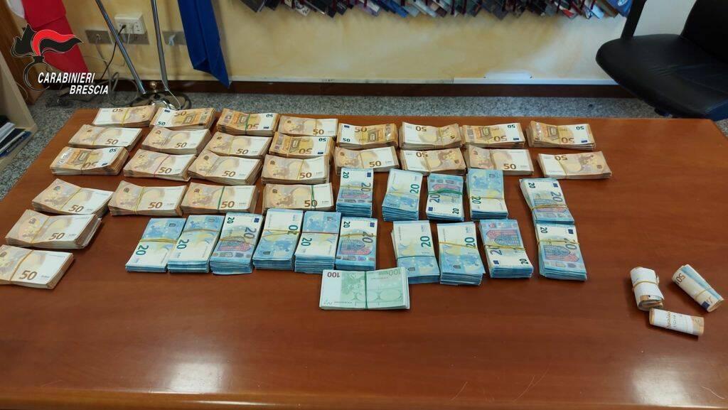 evasione fiscale, soldi sequestrati