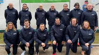 Staff Tecnico 2021 Forza e Costanza Tennis