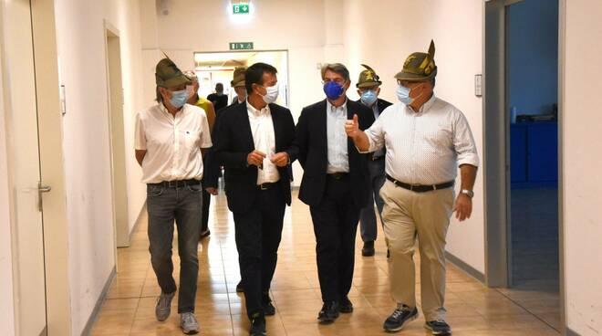 gori e del bono dagli alpini di Brescia