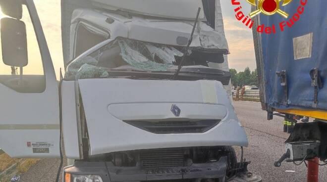 incidente mortale a desenzano 07-09-2021