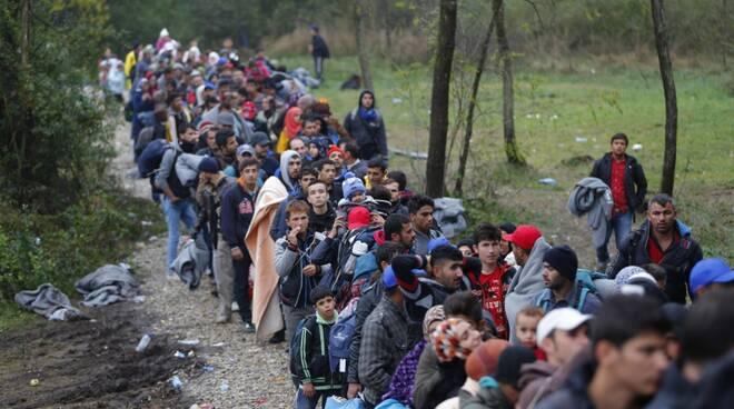 migranti Balkan route