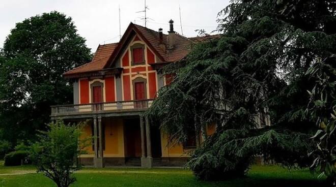 parco villa Kupfer Palazzolo