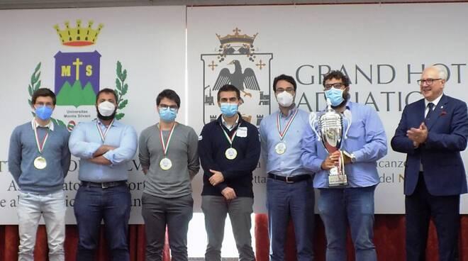 Sabrino Brunello squadra scacchi Padova