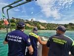 Sirmione polizia locale protezione civile vigilanza acque lago Garda