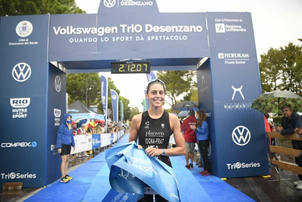 Triatlon di Desenzano Iogna Prat