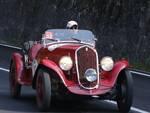 Andrea Vesco auto storiche coppa Mazzotti